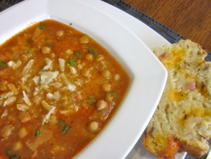 Spicy Chick Pea Soup with Coconut Milk myfavouritepastime.com_0587