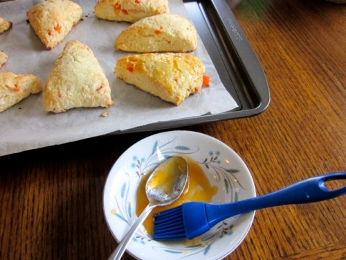 Coconut Papaya Scones with Strawberries myfavouritepastime.com_4984