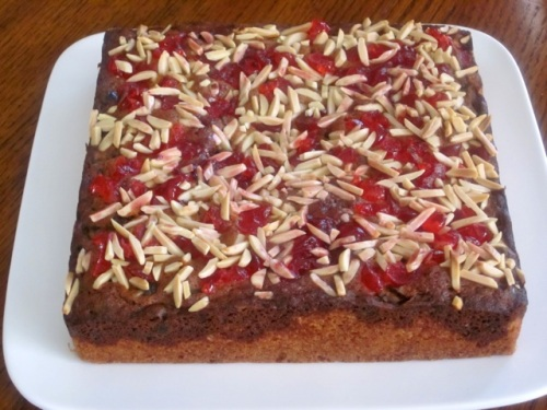 Date Cake with Cherry Almond Topping myfavouritepatime.com_0853