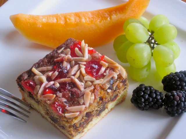 Date Cake with Cherry Almond Topping myfavouritepatime.com_1109