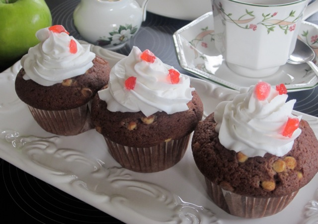 Double Chocolate Cupcakes myfavouritepastime.com_3261