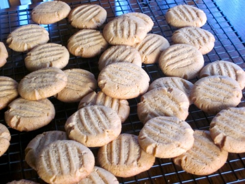 Peanut Butter Cookies myfavouritepastime.com_2965
