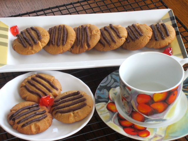 Peanut Butter Cookies myfavouritepastime.com_5807