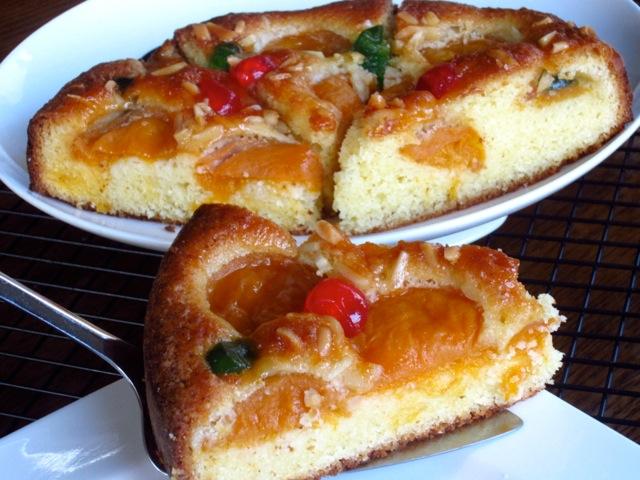Apricot Almond Cake myfavouritepastime.com_6996