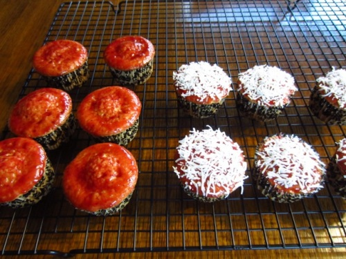 Coconut Topped Cupcakes myfavouritepastime.com_6454