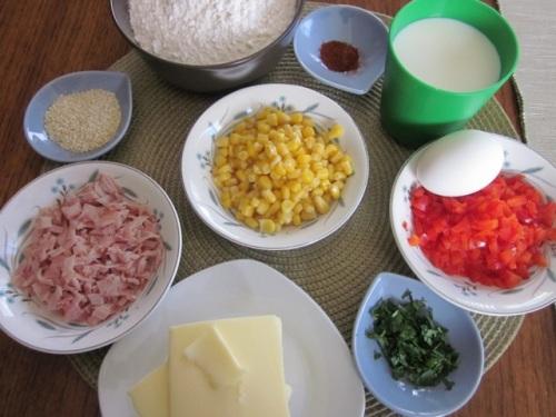 Corn and Ham Muffins myfavouritepastime.com_7269