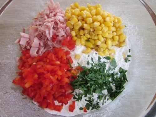 Corn and Ham Muffins myfavouritepastime.com_7278
