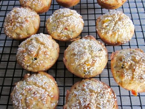 Corn and Ham Muffins myfavouritepastime.com_7329