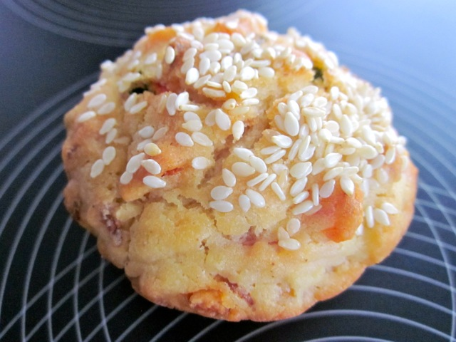 Corn and Ham Muffins myfavouritepastime.com_7367