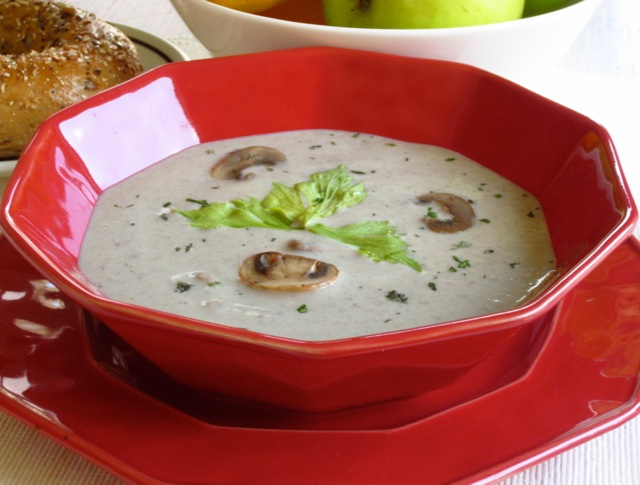 Cream of Mushroom Soup myfavouritepastime.com_6742