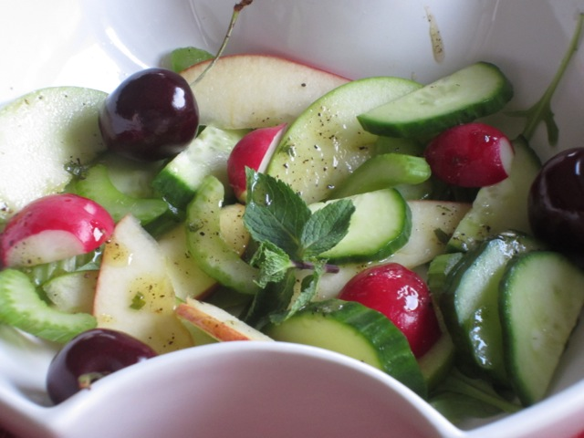Cucumber, Apple and Celery Salad with Chicken myfavouritepastime.com_7193