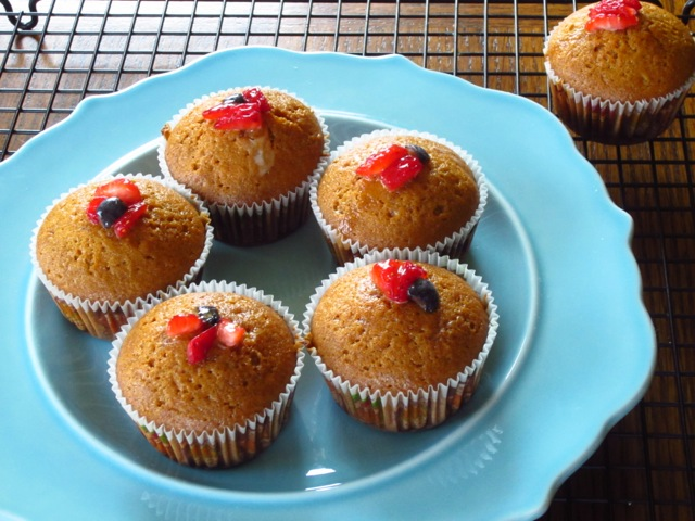 Gingerbread Muffins myfavouritepasime.com_6260