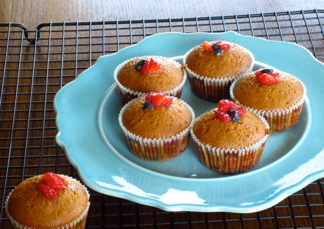 Gingerbread Muffins myfavouritepasime.com_6263