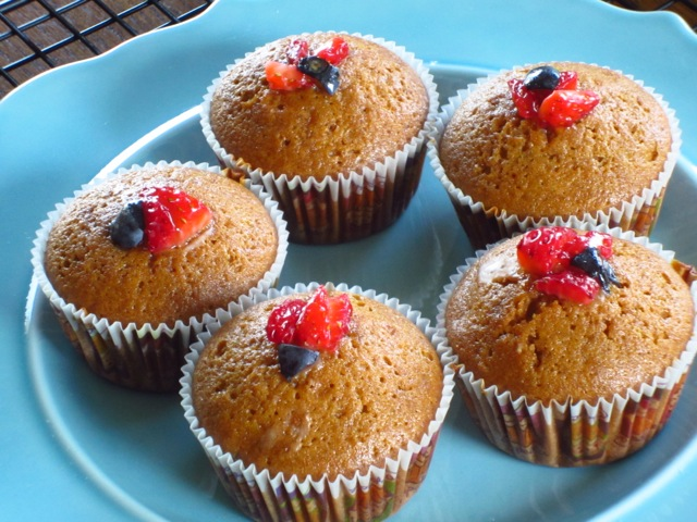 Gingerbread Muffins myfavouritepasime.com_6267