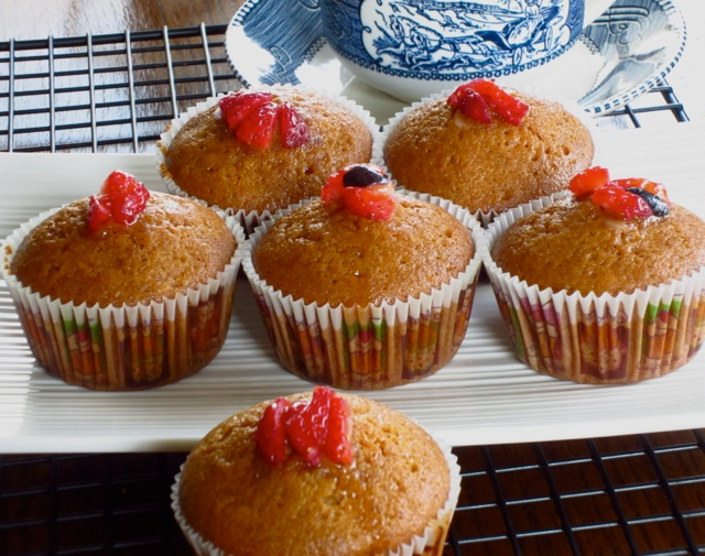 Gingerbread Muffins myfavouritepasime.com_6278