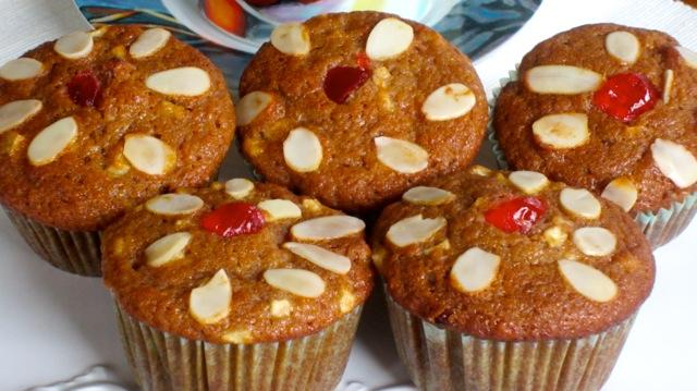 Apple-Cinnamon-Sultana Muffins myfavouritepastime.com_0370