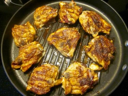 Chicken Paella myfavouritepastime.com