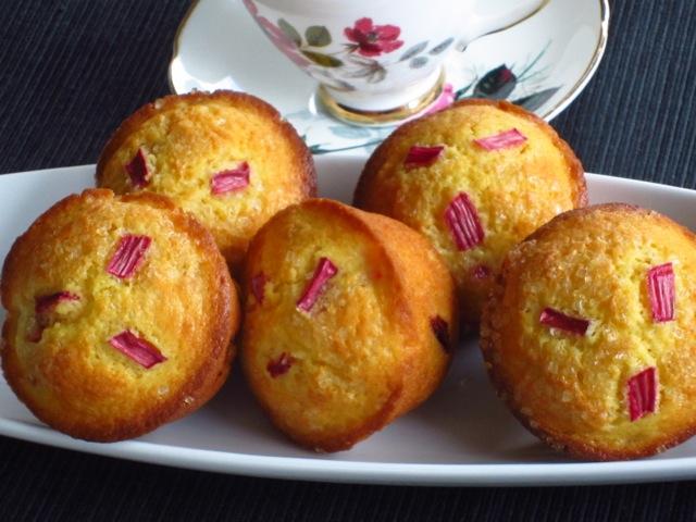 Rhubarb Muffins myfavouritepastime.com_5957