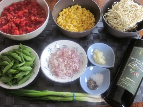 Tomato Corn Pasta Soup with Sugar Snap Peas myfavouritepastime.com_1370