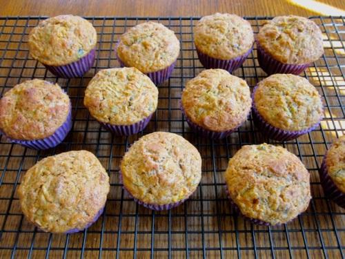 Zucchini Carrot Date Muffins myfavouritepastime.com_7247