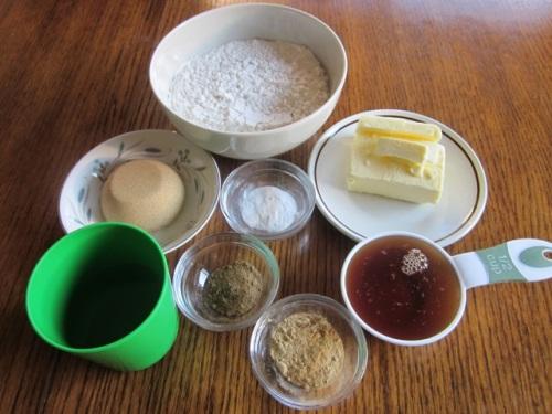 Gingerbread Loaf myfavouritepastime.com_7928