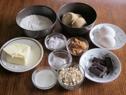 Nutty Chocolate Slice myfavouritepastime.com_8260