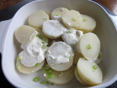 Potato Salad with Green Onions and Chives myfavouritepastime.com_7867