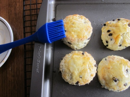 Sour Cream and Currant Scones myfavouritepastime.com_8714