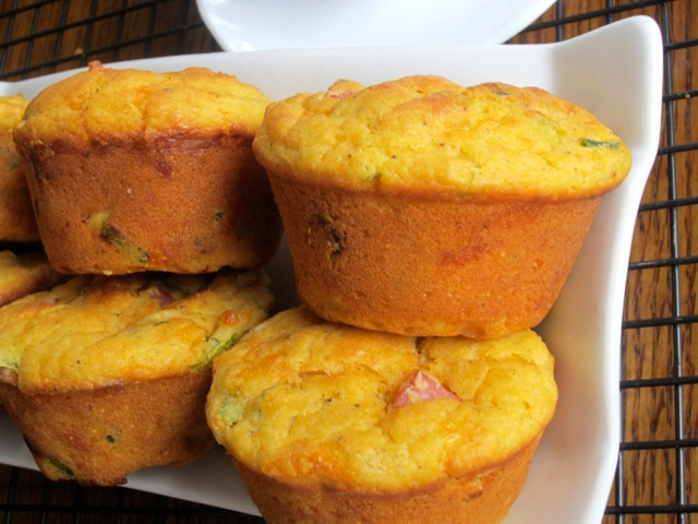 Sweet potato Bacon and Cheese muffins myfavouritepastime.com_0150