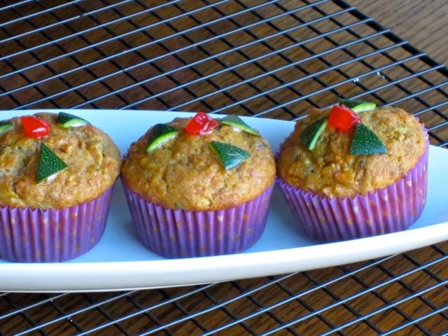 Zucchini Carrot Date Muffins myfavouritepastime.com_7888