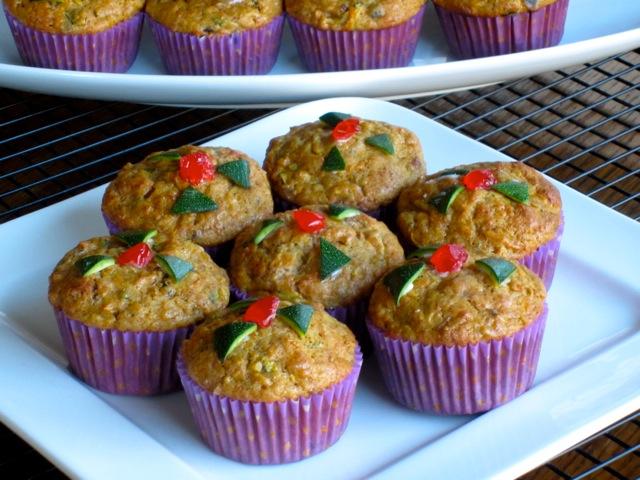 Zucchini Carrot Date Muffins myfavouritepastime.com_7901