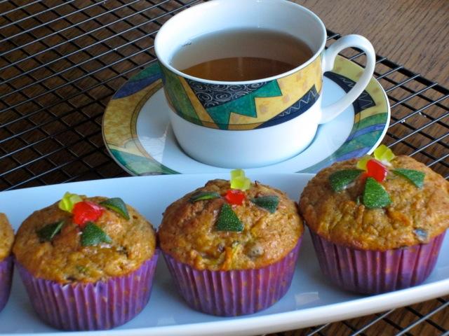 Zucchini Carrot Date Muffins myfavouritepastime.com_7918