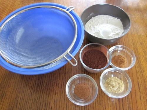 Spicy Chocolate Slice myfavouritepastime.com_8333