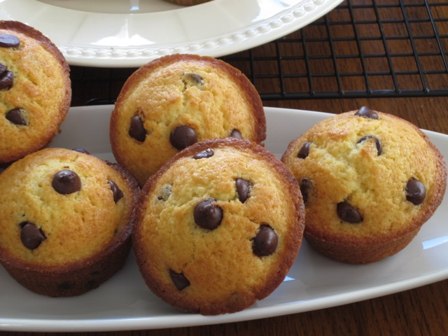 Chocolate Chip Muffins myfavouritepastime.com_0317