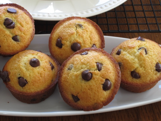 Chocolate Chip Muffins myfavouritepastime.com_0322