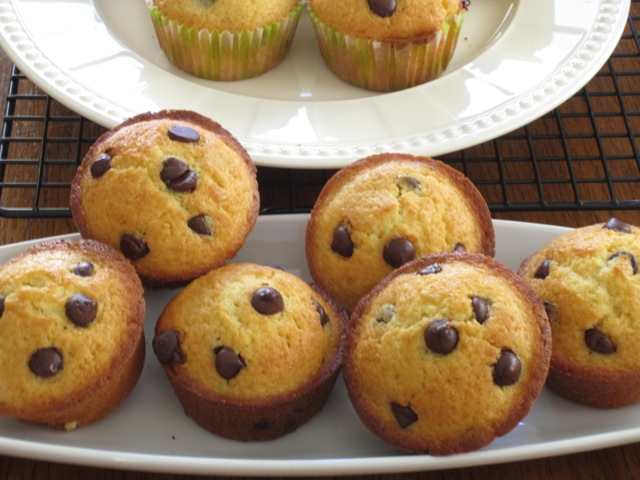 Chocolate Chip Muffins myfavouritepastime.com_0323