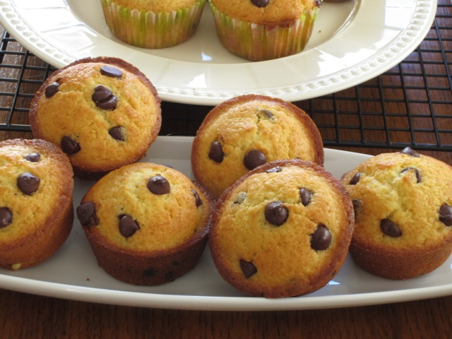 Chocolate Chip Muffins myfavouritepastime.com_0328