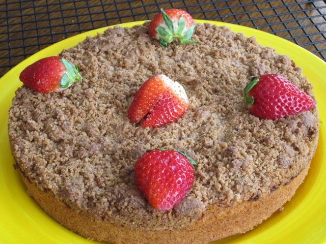 Apple Cinnamon Crumble Cake myfavouritepastime.com_1038