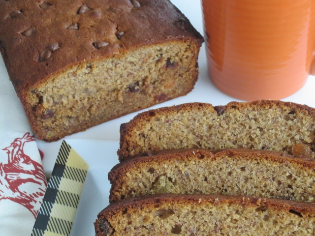 Banana Honey Sultana Loaf with Chocolate Chips myfavouritepastime.com_1169