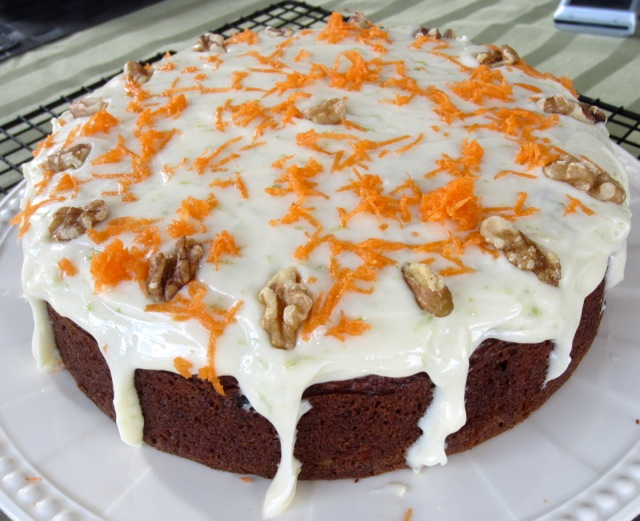 Carrot Walnut Cake with Currants myfavouritepastime.com_1111