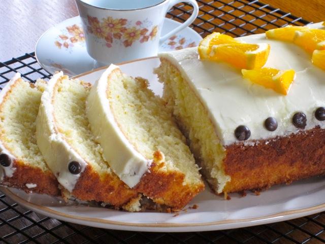 Orange Coconut Cake Recipes — Dishmaps