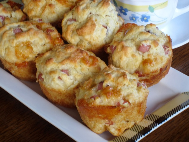 Smoked Ham and Cheese Muffins myfavouritepastime.com_0097
