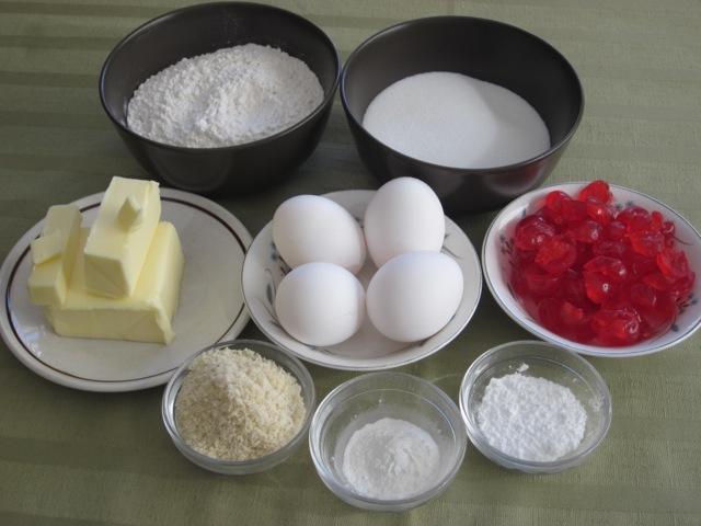 Cherry genoa fruit cake recipe