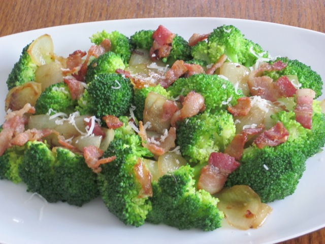 Broccoli with Bacon myfavouritepastime.com_1106