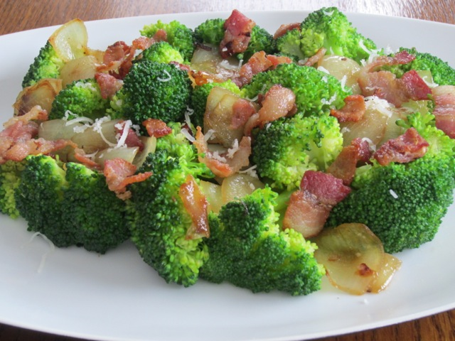 Broccoli with Bacon myfavouritepastime.com_1652