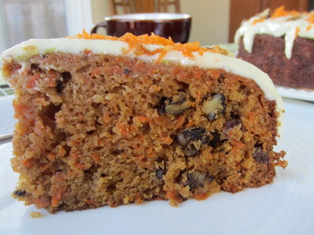 Carrot Walnut Cake with Currants myfavouritepastime.com_1129