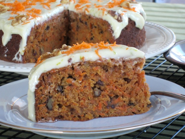 Carrot Walnut Cake with Currants myfavouritepastime.com_1139