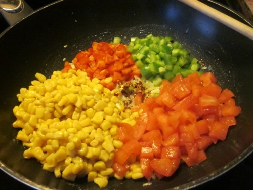 Creamy Sweet Corn and Peppers myfavouritepastime.com_1483