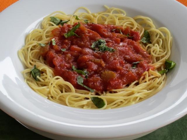 Marinara Sauce myfavouritepastime.com