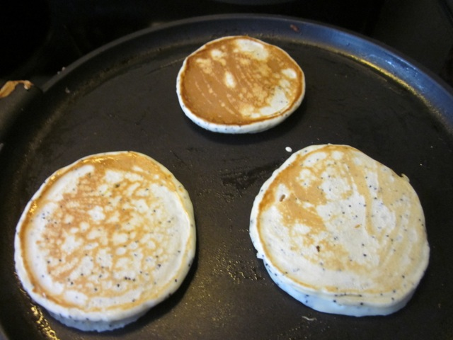 Poppy Seed Orange Pikelets My Favourite Pastime